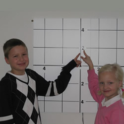 Kinder Augenuntersuchung bei Ihrem Augenarzt Salzburg - Augenärztin Dr. Christine Wintersteller