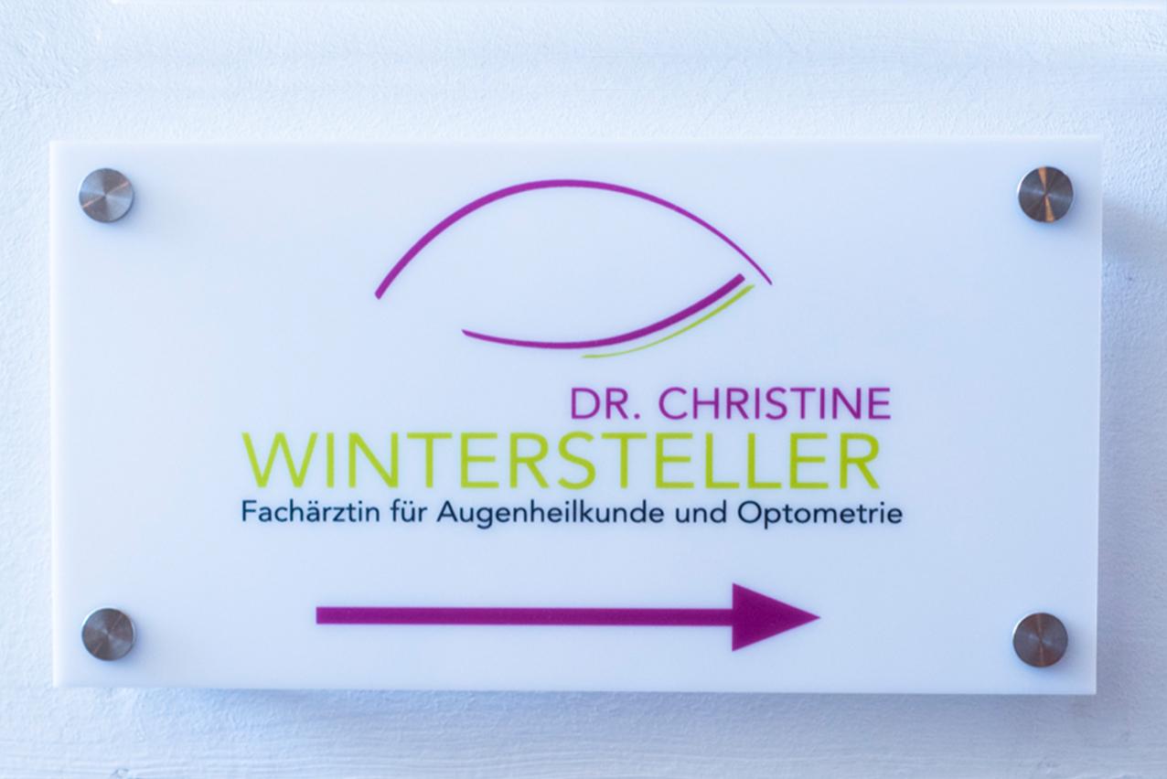 Augenarzt Salzburg Dr. Christine Wintersteller
