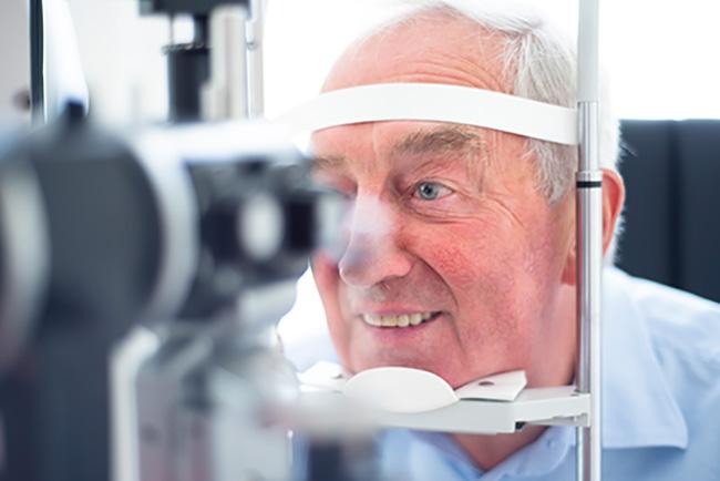 Augenarzt Untersuchung Salzburg - Dr. Wintersteller