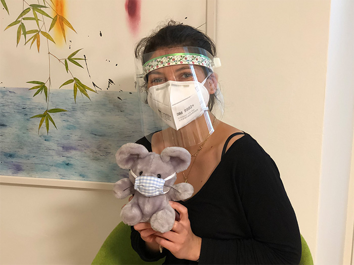 Augenarzt Untersuchung Kinder Salzburg